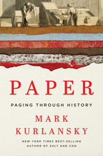 Paper: Paging Through History by Mark Kurlansky